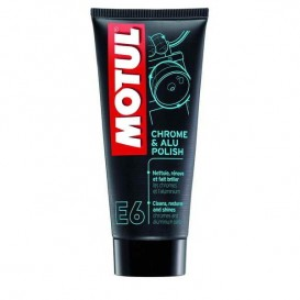 MOTUL MC CARE E6 CHROME & ALU POLISH 100ML
