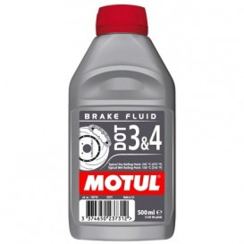 MOTUL BRAKE FLUID DOT3&4 500ML