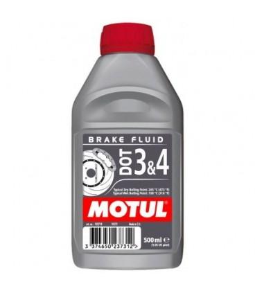 MOTUL BRAKE FLUID DOT 3&4 500ML