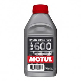 MOTUL RACING BRAKE FLUID RBF600 500ML