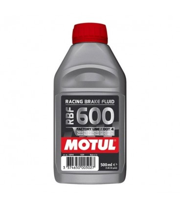 MOTUL RACING BRAKE FLUID RBF600 500ML