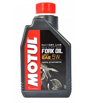 MOTUL FORK OIL FACTORY LINE 5W 1L