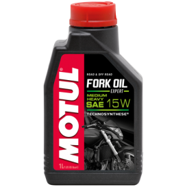MOTUL FORK OIL EXPERT MEDIUM HEAVY 15W 1L