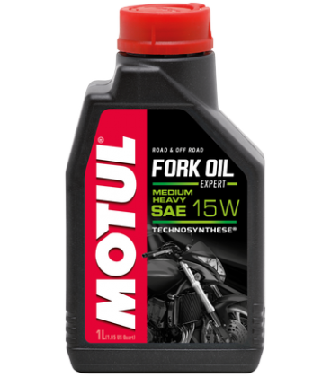 MOTUL FORK OIL EXPERT MEDIUM/HEAVY 15W