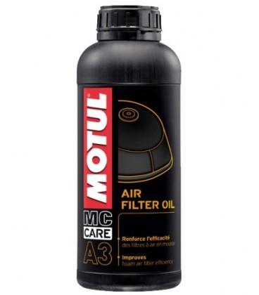 MOTUL  MC CARE A3 AIR FILTER OIL 1L