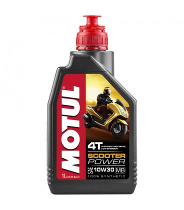 MOTUL 4T SCOOTER POWER 5W40 1L