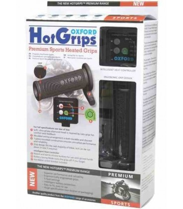OXFORD HOT GRIPS ADVENTURE OF690