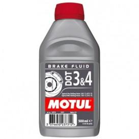 MOTUL BRAKE FLUID DOT3&4 500ML