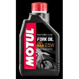MOTUL FORK OIL FACTORY LINE VERY LIGHT 2,5W 1L