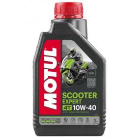 MOTUL 4T SCOOTER EXPERT 10W40 1L