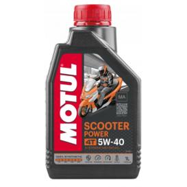 MOTUL 4T SCOOTER POWER 5W40 1L