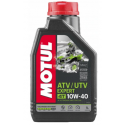 MOTUL 4T ATV-UTV EXPERT 10W40 1L