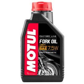 MOTUL FORK OIL FACTORY LINE LIGHT MEDIUM 7,5W 1L